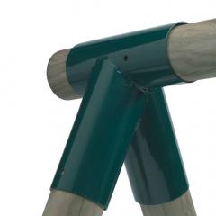 Schaukelverbinder rund 80/100 mm